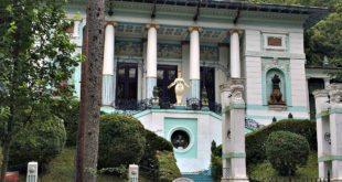 Vienna Austria Off Beat Travel Tips: Ernst Fuchs Villa