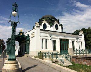 Otto Wagner Vienna: Court Pavilion