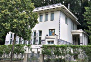 Otto Wagner Vienna: Wagner Villa, Huetteldorf