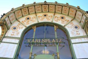 Otto Wagner Vienna: Karlsplatz Pavilion