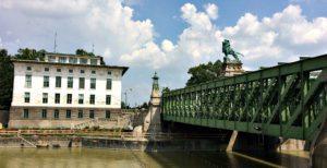 Otto Wagner Vienna: Nussdorf Weir