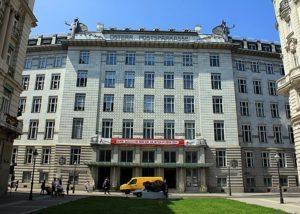 Otto Wagner Vienna: Postsparkasse