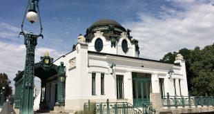 Otto Wagner Vienna: Kaiserpavillon