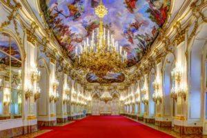 Schonbrunn Palace Vienna: Great Gallery