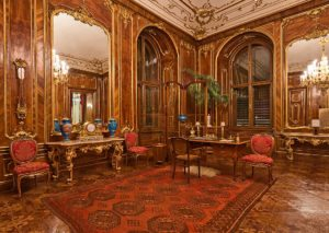 Schnbrunn Palace: Nutwood Room