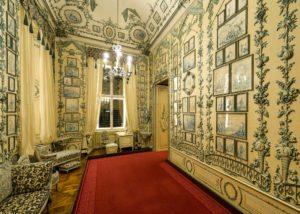 Schonbrunn Palace: Porcelain Cabinet