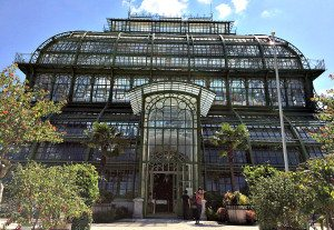Schonbrunn Palace's Palm House