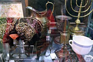 Vienna Jewish Tour: Jewish objects