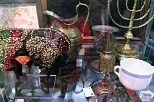 Vienna Jewish Tour: Jewish objects