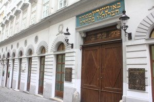 Vienna Walking Tours: Jewish Synagogue