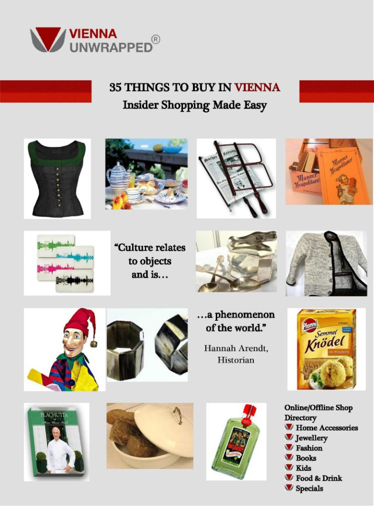 Vienna Shopping Guide
