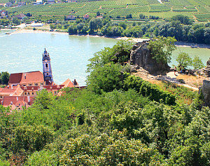 Vienna tours private sightseeing: Danube valley of Wachau