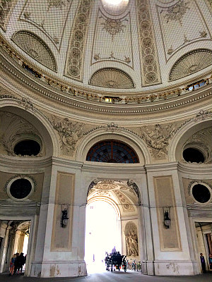 Vienna tours private sightseeing: Hofburg