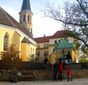 Wiener Wald: Gumpoldskirchen