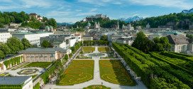 Day Trips from Vienna: Salzburg City