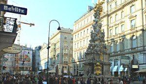 Flights to Vienna Austria: stopover city tour