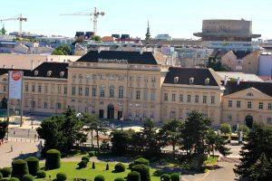 Vienna museums: Museumsquartier