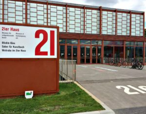 Vienna Museums: 21er Haus