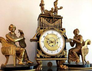 clock at Vienna Clock Museum