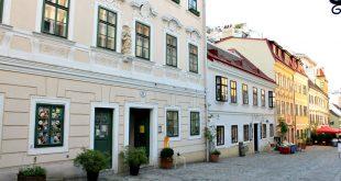 What do to in Vienna: Spittelberg walk