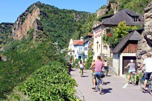 Vienna Tourism: Wachau bike tour