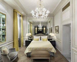 Hotel Sacher Vienna: deluxe double