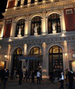 Vienna concerts : Musikverein