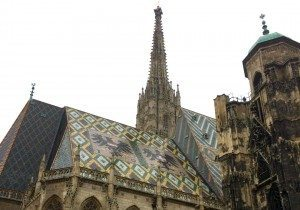 Vienna concerts: St. Stephen's Cathedral