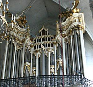 Vienna concerts: organ of Augustinerkirche