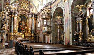 Vienna Concerts: St. Anne's Church