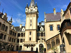 Vienna concerts: Grafenegg castle