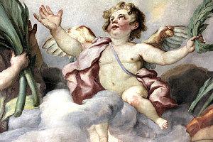 Vienna concerts: fresco at Karlskirche