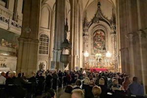 concert at Minorite church