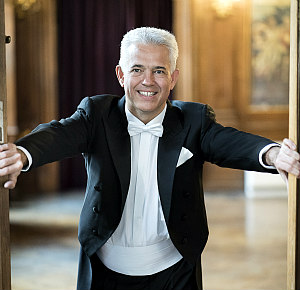 Beethoven in Vienna: Austrian conductor Christoph Campestrini