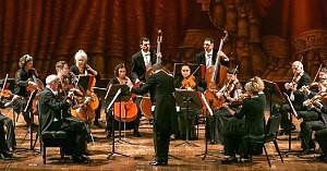 new year's concert in Vienna: Minorite church