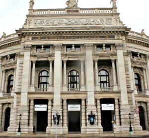 Vienna tourism: Burgtheater