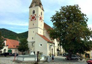 Dorf Spitz