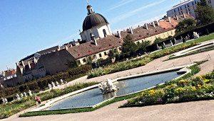 Gardens of Lower Belvedere