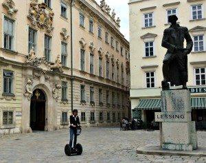Vienna Segway Tour Review: Judenplatz