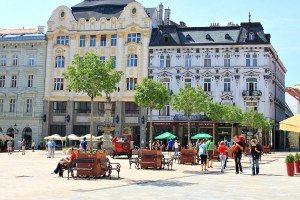 Day trips from Vienna: Bratislava