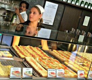 Trzesniewski sandwich bar in Vienna