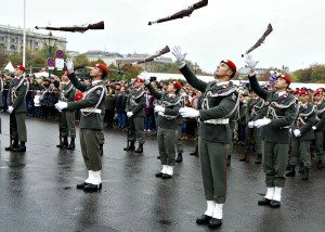 Things to do in Vienna October: National Day Parade