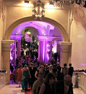 Vienna Ball: entrance, Hofburg
