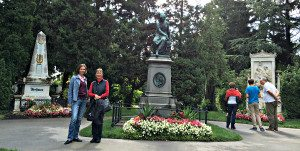 Central Cemetery Vienna: Beethoven, Mozart and Schubert's graves