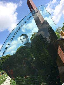 Central Cemetery Vienna: Falco's grave