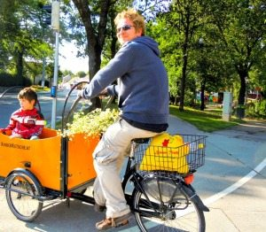 Vienna with kids : Kinderkutsche carriage