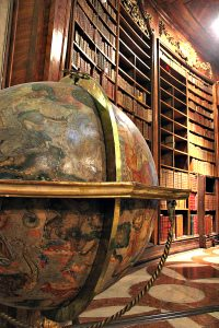 Austrian National Library: globe