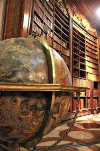 Austrian National Library: globe