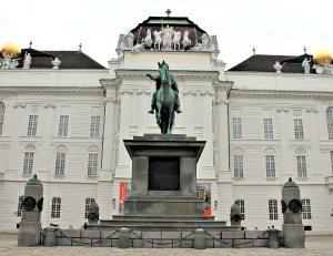 Austrian National Library, Josefsplatz