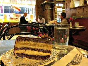 Cake shops Vienna: Konditorei Heiner